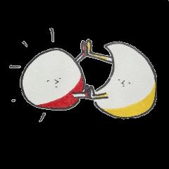太陽さんと月さん