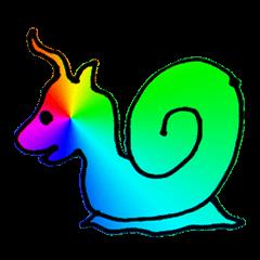 キラキラ虹色ワールド