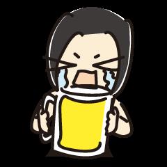 飲み好き乙女