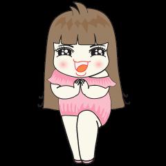 Chubby Girl : Elly [ENG]
