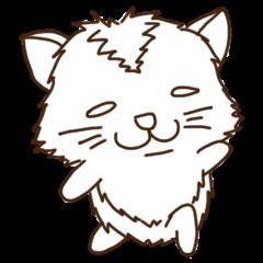 ホワイトネコ