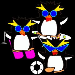 ロック・ペンギン・スポーツ