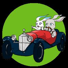 ウサギのロロ&ピパ 第二弾