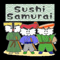 寿司サムライ(英語版)