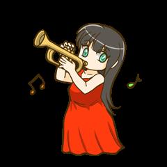 Music Girl Asia
