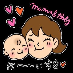なかよしママ&ベビー