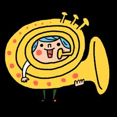 がんばれ!吹奏楽