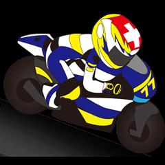 バイク・レース・モータサイクル大好き!