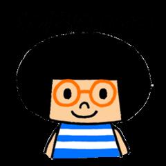 メガネのハナコ