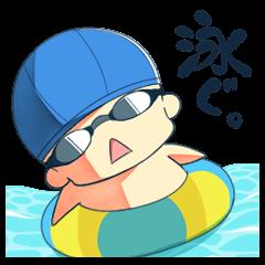 泳げ!泳太くん