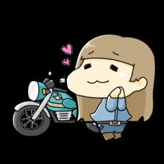 Girl's Rider