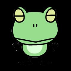カエルのリビイ