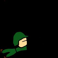 FPSゲームのスタンプ