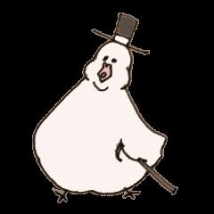 紳士鳩 ハトジロー