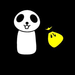 金欠パンダ