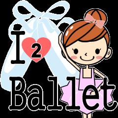 バレエ大好き!!バレリーナちゃん act.2