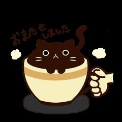 コーヒーねこ