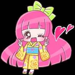 Japanese KAWAII Girls 2