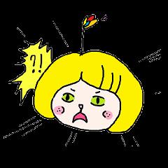 RuRu's Flower girl