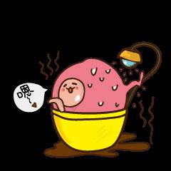 Dumpling girl