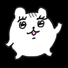 [LINEスタンプ] ハム公ちゃん (1)