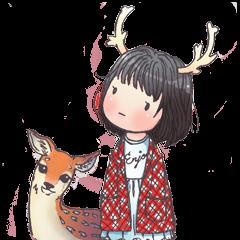 Oh! My Deer Debbie Japan Ver.