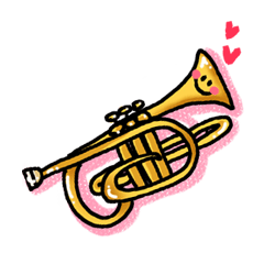 Vol.2 吹奏楽で日常★ブラバン楽器の仲間達