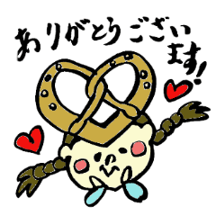 Tamuの「パンな人々」