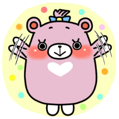 Bear-Pink chan