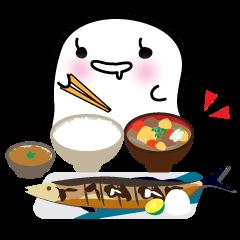 おばけのよっち     料理編 その1