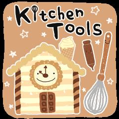 """かわいすぎるキッチン用品 """"Kitchen Tools"""""""