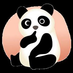 フワリン パンダの出番です