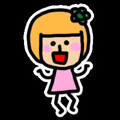 みかんの妖精「みかんちゃん」