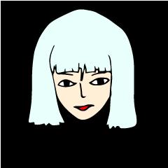 前髪ぱっつん族 2
