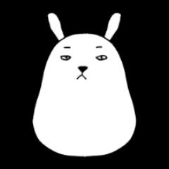 毒舌お知らせウサギ