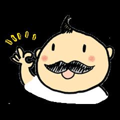 ひげおっちゃん