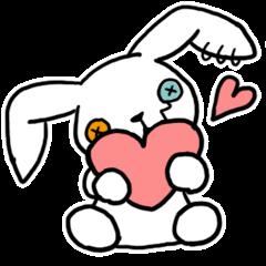 1日中使えるウサギ