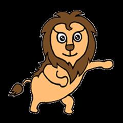 ライオンのシシオ