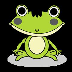 カエルのケロ助