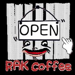 RAK COFFEE  ひげマスター