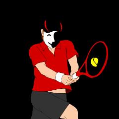 テニス、バドミントン