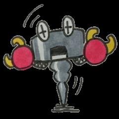ネジのロボット