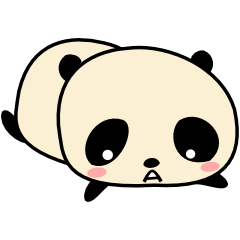 クリームパンダちゃん