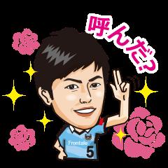 川崎フロンターレ公式2015選手スタンプ