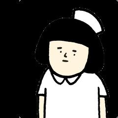 白衣でナースちゃん