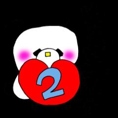 パンダのReo!敬語日常会話バージョン2