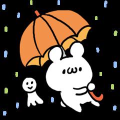 雨の日に使える