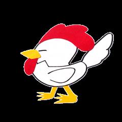 おはよう、鶏さん