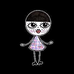 フレックルちゃん(日本語版)