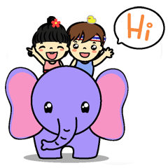 Tang-Gwa & friends (Thai Kid Ver.Eng)